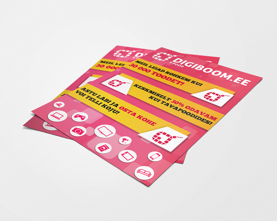 Digiboom flyer