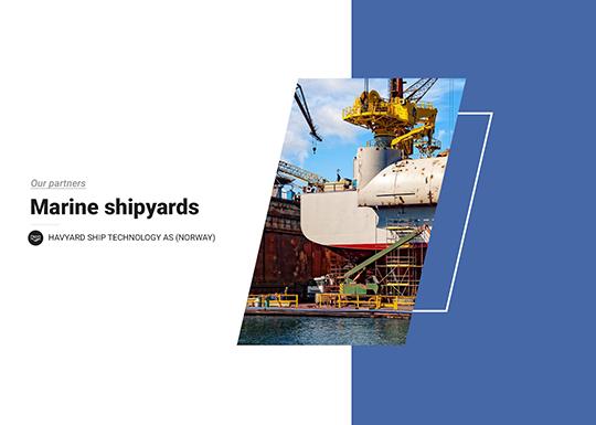 Презентация компании Harford Marine