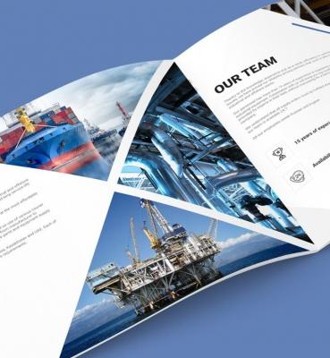 Harford Marine firma presentatsioon
